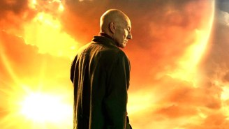 'Star Trek' Fans Are Thrilled That Patrick Stewart Has A New Friend On The 'Picard' Poster