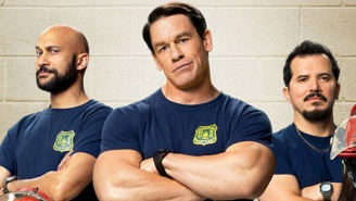 John Cena And Keegan-Michael Key Aren't The Greatest Firefighters In The 'Playing With Fire' Trailer