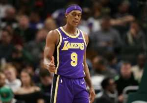 Rajon Rondo Will Return To The Lakers On A Two-Year Deal