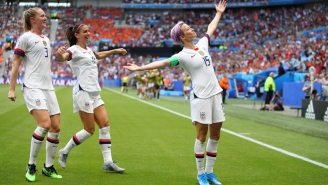 The USWNT Won Its Fourth World Cup With A 2-0 Victory Over The Netherlands