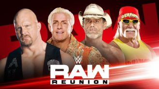 Another Major WWE Star Is Reportedly Set For Tonight's Raw Reunion