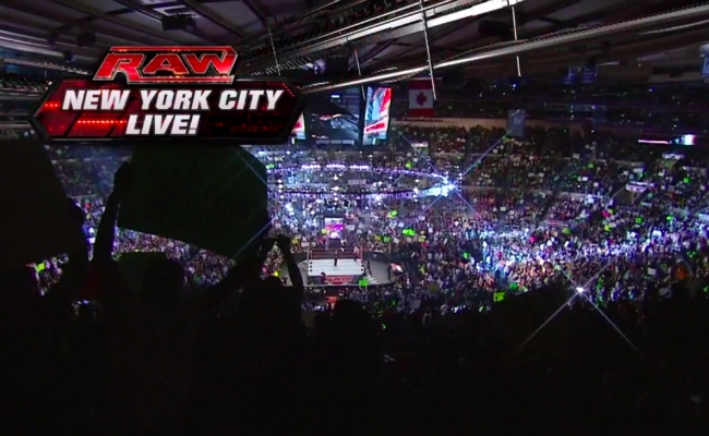 WWE Raw And Smackdown Will Return To Madison Square Garden This Fall