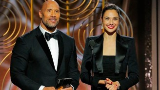 Netflix's 'Biggest' Movie Ever Will Star The Rock, Gal Gadot And Ryan Reynolds