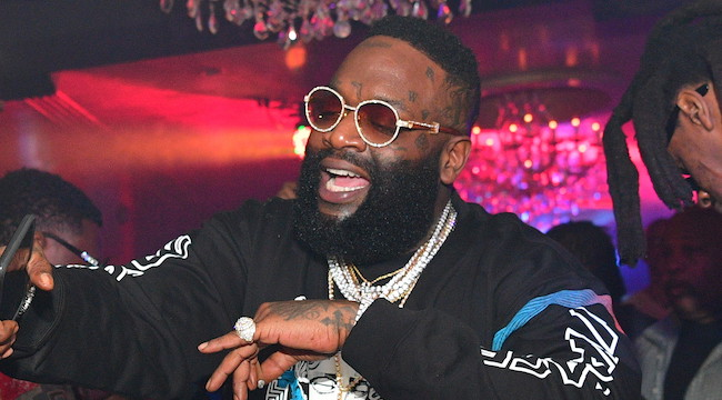 Rick Ross Put Lil Wayne And Pusha T On The Same Record Without Their Knowledge