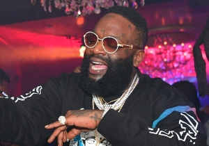 Rick Ross Gives A Glimpse Of His 'Big Tyme' Lifestyle With Some Help From Swizz Beatz