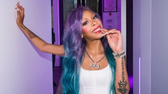 Rico Nasty Channels Lil Uzi Vert's Trademark Flow On The Whimsical 'Time Flies'