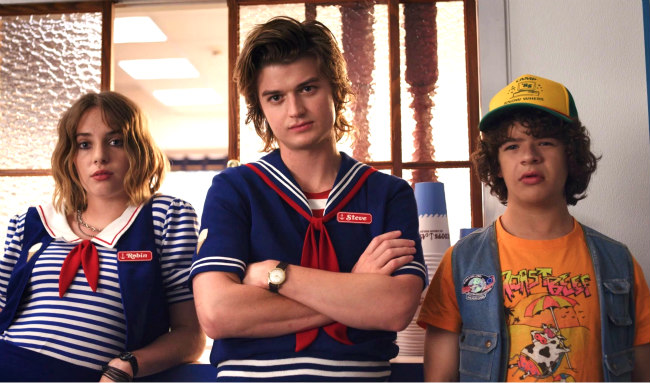 The Complete List Of Movies Referenced On 'Stranger Things' Includes Some Post-1980s Surprises