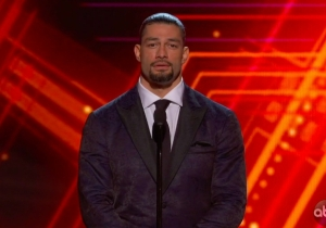 Roman Reigns Took Home An ESPY For 'Best WWE Moment'