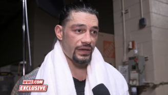 Roman Reigns Describes How It Feels Being Back In The Ring After Battling Leukemia