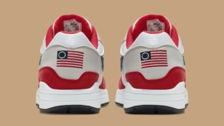 Nike Pulls Air Max Sneaker With Betsy Ross Flag After Criticisms From Colin Kaepernick