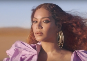 Beyonce's 'Spirit' Video Is Powerful And Visually Stunning