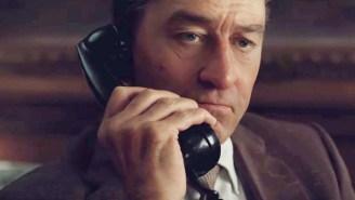 Martin Scorsese Reunites With Robert De Niro And Joe Pesci In The Expensive 'The Irishman' Trailer