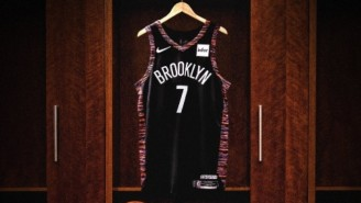Kevin Durant Will Change To Wearing No. 7 With The Nets
