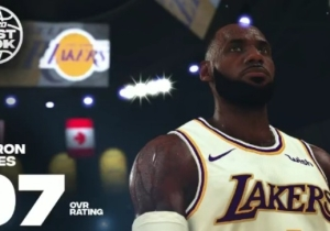 'NBA 2K20' Revealed Ratings For The Top 20 Players, Led By LeBron