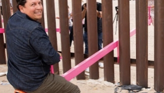 See-Saws At The Border Wall Will Help Restore Your Faith in Humanity