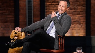 Yet Another Seth Meyers Emmy Snub Is Ridiculous, But Here's How He Can Change That