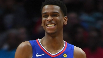 The Clippers Trade Package For Paul George Includes Shai Gilgeous-Alexander And Five First Rounders