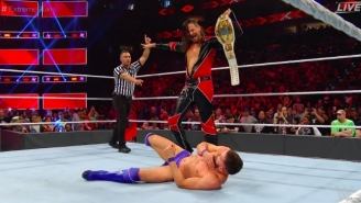 WWE's Intercontinental Championship Changed Hands On The Extreme Rules Kickoff Show