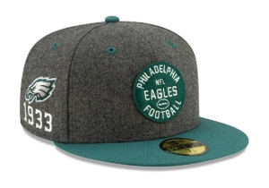 New Era's Going Retro With On-Field Hats To Honor The NFL's 100th Season