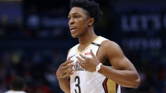 The Raptors Signed Stanley Johnson In Their First Move After Losing Kawhi Leonard