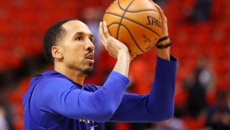 The Warriors Will Waive Shaun Livingston, Who 'Is Determined' To Keep Playing