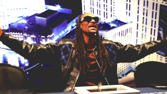 Snoop Dogg Turns His Cheeky Walk Of Fame Speech Into The Triumphant 'I Wanna Thank Me' Video