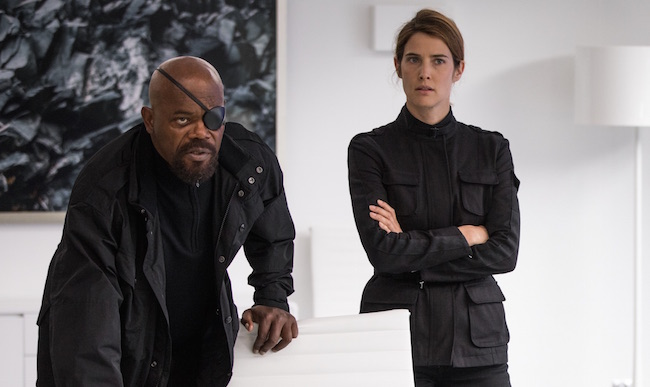 Tom Holland And Jon Watts On That Shocking 'Spider-Man: Far From Home' Nick Fury Surprise