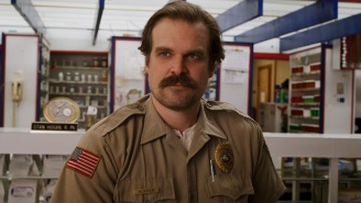 David Harbour References A 'Stranger Things' Fan Favorite To Explain The New Season's Shocking Ending
