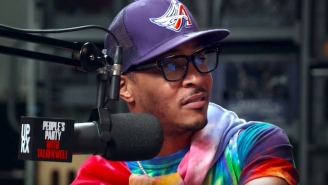 T.I. Tracks His Change From Teen Criminal To Social Justice Advocate On 'People's Party With Talib Kweli'