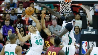 Tacko Fall Became A Summer League Sensation, But He's More Than Just 'That Tall Guy'