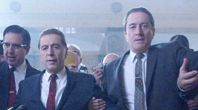 Netflix And Theater Chains Are Battling Over Release Plans For Martin Scorsese's 'The Irishman'