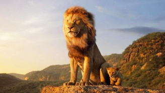 An Iconic 'The Lion King' Moment Was Removed From The Remake For Not Being 'Hyper-Real'