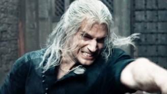 'The Witcher' Teaser Trailer Shows Off Henry Cavill's Geralt Swordsmanship And A Massive Spider-Monster