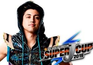 Former WWE Superstar TJP Will Wrestle In New Japan Pro Wrestling's Super J-Cup