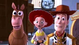 Disney Quietly Removed A 'Casting Couch' Scene From 'Toy Story 2'