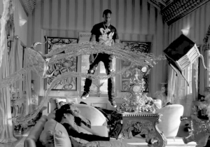 Jonah Hill Directed Travis Scott's New Black-And-White 'Wake Up' Video, And It's Surreal