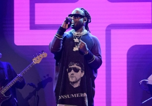 Ty Dolla Sign Debuts A New Song During A Sultry Late-Night Performance