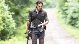 Robert Kirkman Has Issued An Ominous Warning For 'The Walking Dead' TV Series
