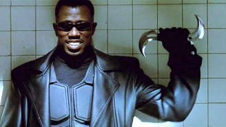 Wesley Snipes Congratulates The 'Beautiful And Talented' Mahershala Ali On His 'Blade' Casting