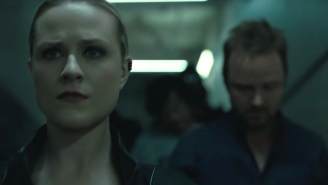 The 'Westworld' Season Three Trailer Has Nazis, Aaron Paul And Even More Robots