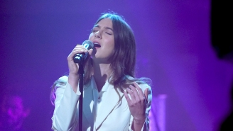 Weyes Blood Turns In A Jaunty Performance Of 'Everyday' On 'Late Night'