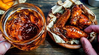 We Asked Bartenders The Best Beers To Pair With Spicy Chicken Wings