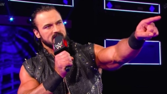 WWE's Drew McIntyre Thinks Social Media Hurts The Mystique Of Wrestling