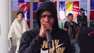 DaBaby And Megan Thee Stallion Stand Out In The First Round Of 'XXL' Freshman Cyphers