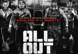 All Elite Wrestling Just Made Two Matches Official For All Out