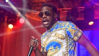Young Dro Has Reportedly Been Arrested For Assault After Throwing Banana Pudding At His Girlfriend