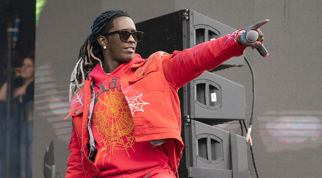 Young Thug's 'So Much Fun' Is Officially His First No. 1 Album