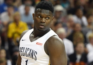 Zion Williamson Reportedly Turned Down More Money To Sign A $75 Million Deal With Jordan Brand