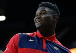 Zion Williamson Earned An 81 Overall Rating For 'NBA 2K20' To Lead All Rookies