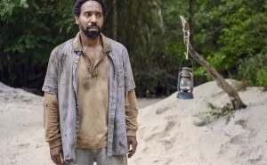 The Newest 'The Walking Dead' Character Looks 'Lost' In This First Look